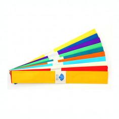 Hartie creponata 10 culori/set