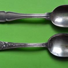 Lingurita argint  marcaj  800  2 buc