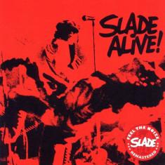 Slade Slade Alive! remastered (cd)