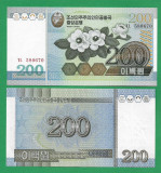 = COREA DE NORD - 200 WON - 2005 - UNC   =