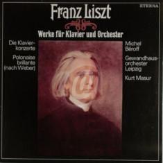 Franz Liszt - Werke fur Klavier und Orchester (Vinil)