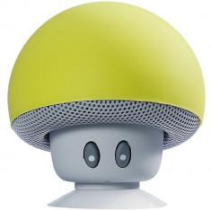Cumpara ieftin Boxa Portabila Bluetooth iUni DF17, Microfon, Apeluri Handsfree, Galben