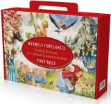 Cutie cadou Basmele copilăriei (6 volume)