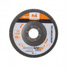 Disc Lamelar Frontal Diametru 125mm, Granulatie 80