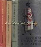 Cumpara ieftin Istoria Universala A Teatrului I, II, III - Ion Zamfirescu - Tiraj: 7090 Ex