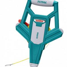 Ruleta 50m x 12,5mm - eficienta 3:1 - MTO-TMT710506