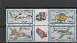 Aviatie ,embleme ,1982, Italia.