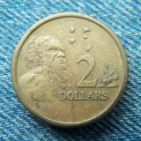 2q - 2 Dollars 1989 Australia / dolari, Australia si Oceania