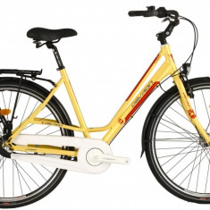 Bicicleta Dama Devron Urbio LC1.8 M 520mm Antique Brass 28