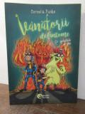 CORNELIA FUNKE - VANATORII DE FANTOME SI SPIRITELE DE FOC