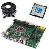 Kit Placa de Baza Refurbished FUJITSU D2990-A11, Intel Core i3-2100, Cooler, Fujitsu Siemens