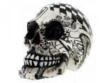 Statueta craniu Abstract 8 cm