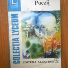 d2 LUCIAN BLAGA - POEZII VOL . 1