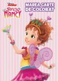 Fancy Nancy. Marea carte de colorat, Disney