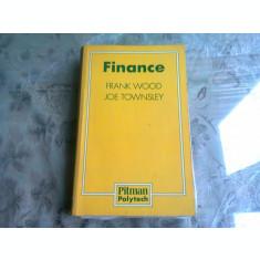 Finance - Frank Wood (Finante)