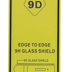 Folie de Sticla 9D Full Glue XIAOMI Redmi Note 6 Pro (Negru) Smart Glass