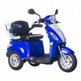 Tricicleta electrica motor 1000W, fara permis, 60V 20Ah, Z-Tech ZT 15C