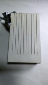 floppy apple 3.5 inch foarte rar de colectie calculator vechi; netestat