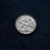 3m - 1 Franc 1935 Luxemburg / Luxembourg / Letzeburg / ultimul an de batere, Europa