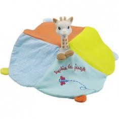 Jucarie pentru dentitie Girafa Sophie Soft'rubber