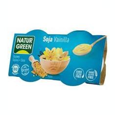 Desert de Soia cu Vanilie Bio 2x125gr Natur Green Cod: NG932329