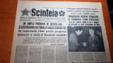 ziarul scanteia 25 iulie 1979-ceausescu a primit medalia de aur