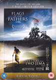 DVD: Flags of Our fathers / Letters From Iwo Jima (set 2 DVD-uri originale )