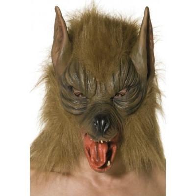 Masca Lup Halloween foto