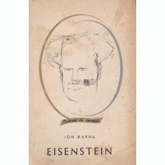 SERGHEI EISENSTEIN - ION BARNA
