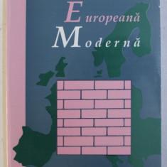CONSTRUCTIA EUROPEANA MODERNA de NICOLAE PAUN , 1997