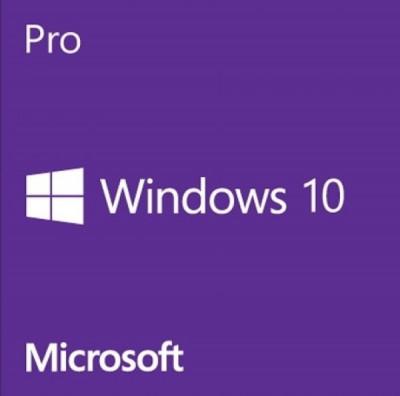Licenta Windows 10 Professional OEM 32 biti, 64 biti Refurbished foto