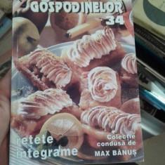 Cartea gospodinelor 34 – Max Banus
