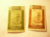 2 Timbre Spania 1936 - 40 Ani Presa Madrid , val. 2 si 10C, Nestampilat