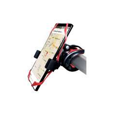 Suport Telefon Bicicleta Universal (Negru) Rebeltec M40