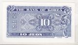 Bnk bn Coreea de Sud 10 jeon 1962 unc
