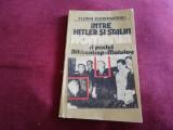 FLORIN CONSTANTINIU  INTRE HITLER SI STALIN ROMANIA SI PACTUL RIBBENTROP MOLOTOV