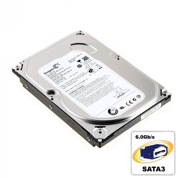 OFERTA cu GARANTIE si FACTURA! Hard Disk 500GB Seagate SATA 3 7200RPM 16MB