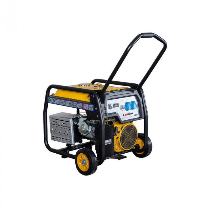 Generator curent Stager FD 6500E 5.5 kW – Benzina