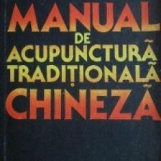 Manual de acupunctura traditionala chineza  -  V. Galuscan