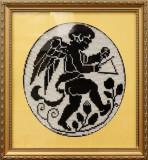 Tablou goblen `Îngeraş`
