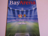 Program meci fotbal BAYER 04 LEVERKUSEN-REAL SOCIEDAD(Champions League 2013)