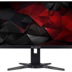 Monitor Gaming TN LED Acer Predator 27inch XB272, Full HD (1920 x 1080), HDMI, DisplayPort, Boxe, 1 ms (Negru)