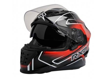 Casca motocicleta Integrala Richa Xenon Graphic marime L culoare Neagra
