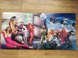 GILLAN ( DEEP PURPLE ) - FUTURE SHOCK (1981,VIRGIN,UK) + BOOKLET  vinil vinyl