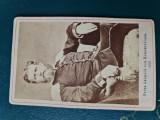 Cumpara ieftin Carte de vizita CDV Printul LEOPOLD, tatal lui Ferdinand I si fratele si Carol I