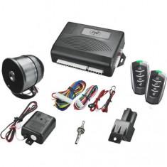 Alarma auto cu 2 telecomenzi PNI