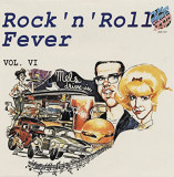 Vinil   Various – Rock 'N' Roll Fever Vol. VI   (-VG)