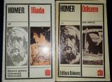 Homer - Iliada, Odiseea (editii definitive)