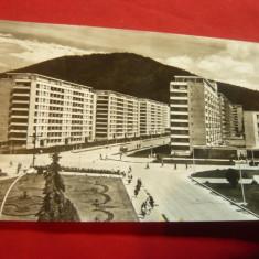 Ilustrata Piatra Neamt  circulat 1966