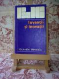 """Yolanda Eminescu - Inventii si inovatii """"A762"""""""